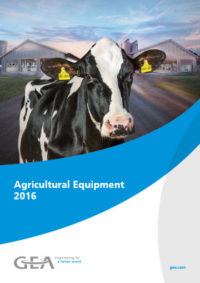 GEA Agricultural Equipment 2016